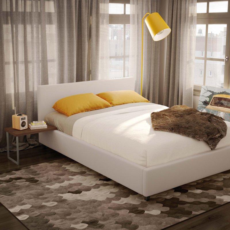 Chambre a coucher moderne agadir 181940 la for Lit chambre a coucher moderne